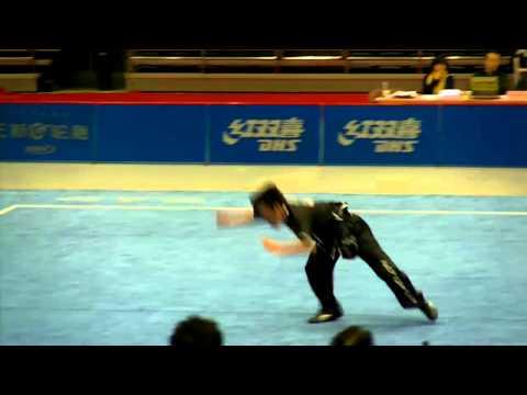 China Wushu Pre-Nationals 2010 - Changquan - Li Rong Mu