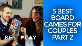 The Best Board Games For Couples - Part 2