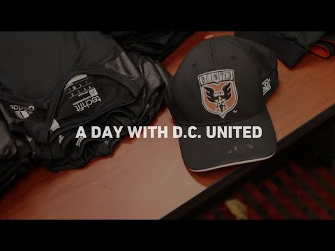 A Day with D.C. United