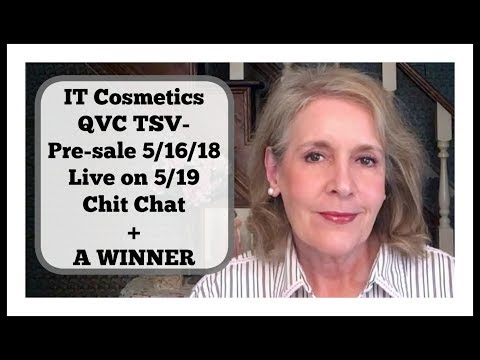 it-cosmetics-qvc-tsv---5/19/18,-chit-chat-+-winner-*giveaway-closed*
