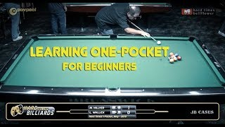 Instruction: Learn to play One-Pocket **For beginners** / 2019