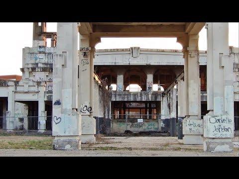 Abandoned Railroad Station in Joplin, Missouri 3/24/18