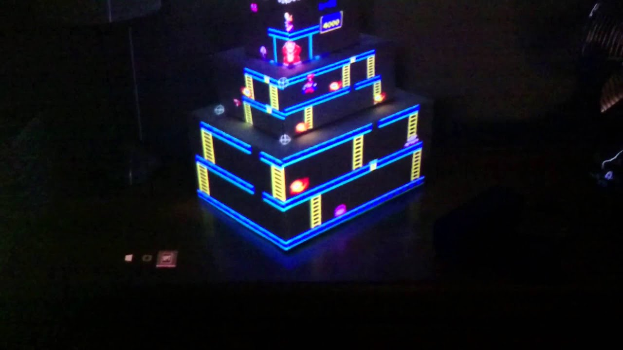 Image Projector For Cakes
