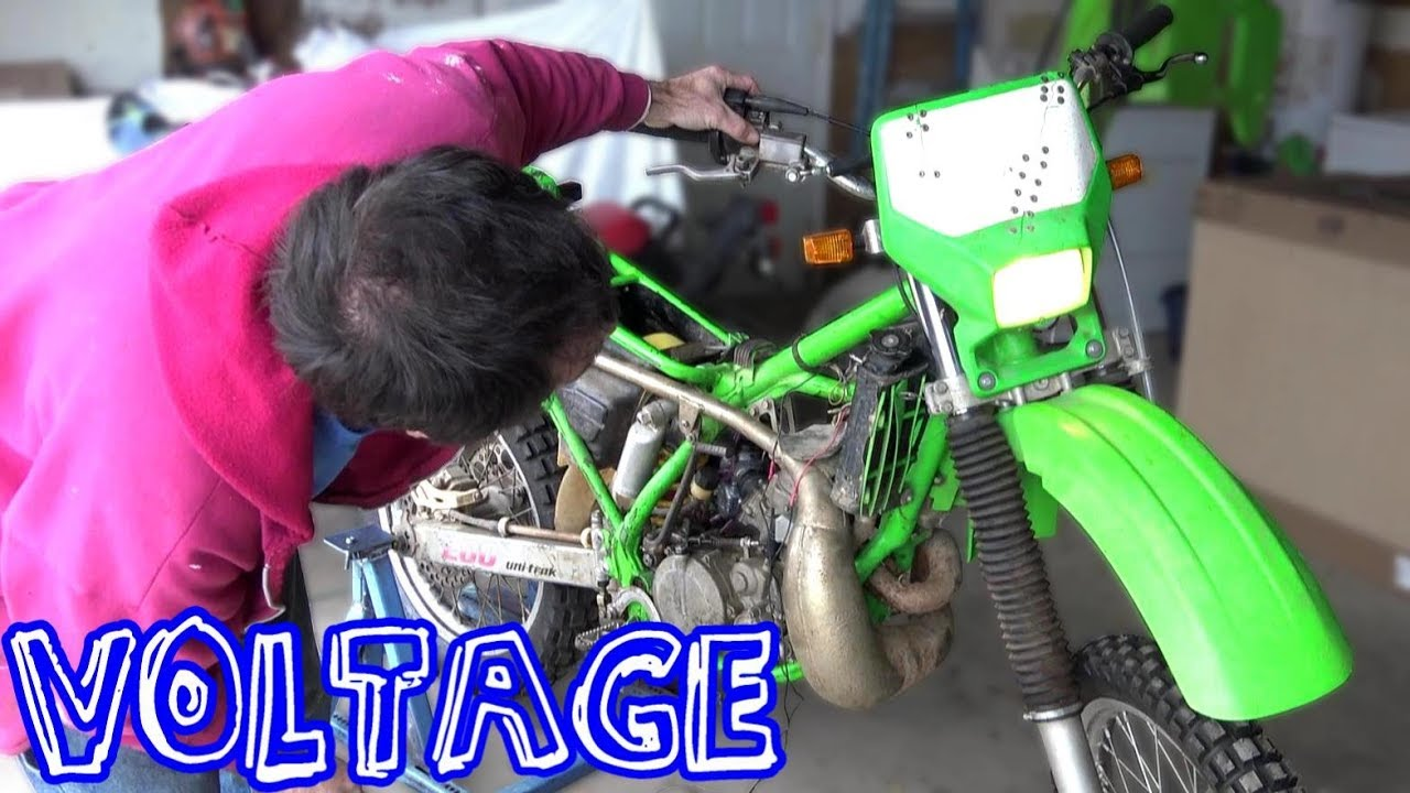 $200 Kawasaki Dirt Bike - Re-Wire For Road Use - YouTube on dirt bike speaker, dirt bike electrical, dirt bike specifications, dirt bike valve, dirt bike coil, dirt bike thermostat, dirt bike maintenance, dirt bike circuit, dirt bike water pump, dirt bike manual, dirt bike radio, dirt bike hose, dirt bike fuel gauge, dirt bike brakes, dirt bike oil filter, dirt bike fuel system, dirt bike oil leak, dirt bike transformer, dirt bike body, dirt bike ignition systems,
