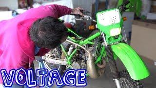 200-kawasaki-dirt-bike-re-wire-for-road-use