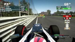 F1 2012 Canada Gameplay Ita PC Gran Premio di Montreal - Fino all