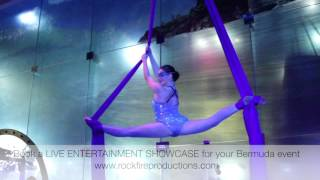 Rockfire Air Showcases - Silks