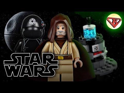 НОВИНКА LEGO STAR WARS ПУШКА СО ЗВЕЗДЫ СМЕРТИ ОБЗОР