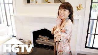 Honeymoon House: Tour Drew Scott and Linda Phan's New Home - HGTV
