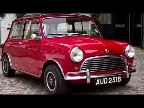 1964 Morris Mini Cooper Hexagon Classics Youtube