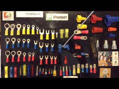 Kit de terminales personalizado MRO, Contratista, Control, Instrumentación