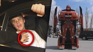 Justin Bieber Löi Fania? Toimiva Transformers AUTO!