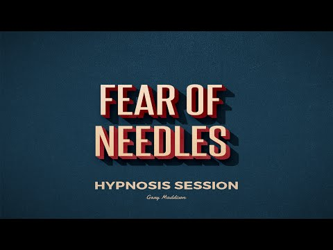 Fear of Needles Hypnosis Session