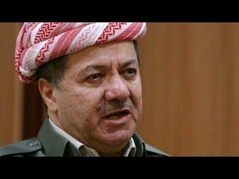 Iraqi Kurdish leader on region's future