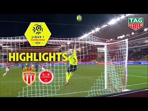 Monaco Reims Goals And Highlights