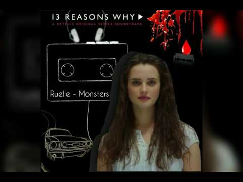 Ruelle - Monsters (13 Reasons Why)!📹