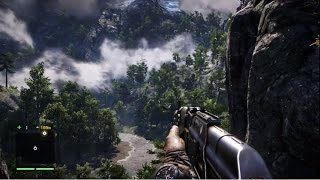 PS4 Pro - Far Cry 4 - Gameplay - Awesome Graphics