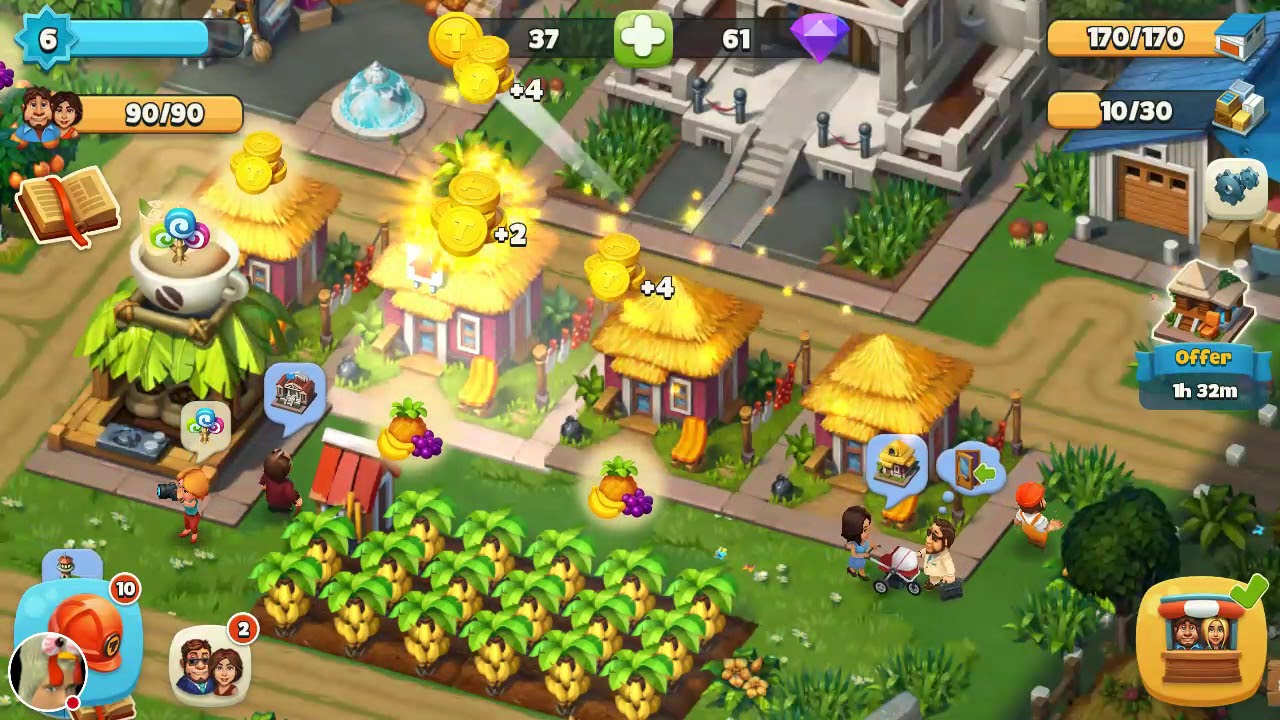 Trade Island apk android, pc et ios