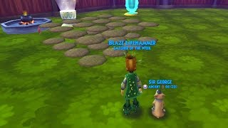 Wizard101: Double EMP Rewards + Expanding My Parsley Farm!