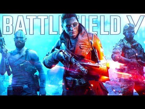 Alle War Stories ★ BATTLEFIELD V ★ Battlefield 5 ★ RTX 2080 ★ Singleplayer ★ Gameplay Deutsch German thumbnail