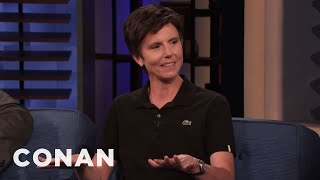Tig Notaro's Kids Didn't Appreciate Their Mississippi Vacation - CONAN on TBS