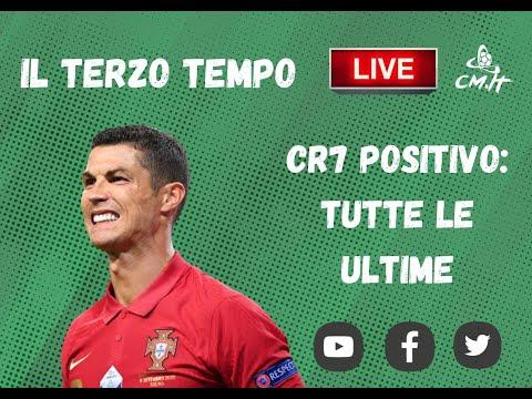 🔴 CR7 POSITIVO: le ultime dal Portogallo