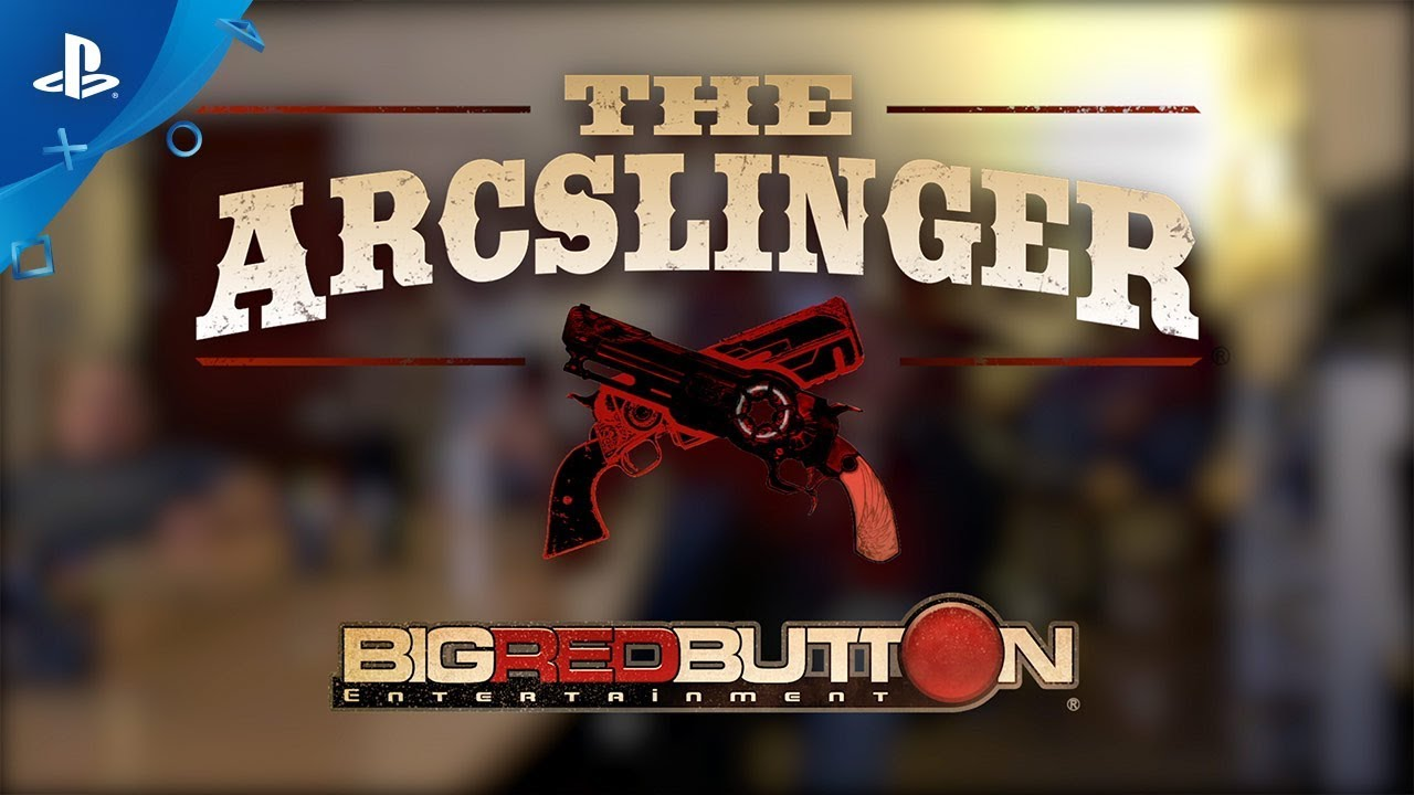 The Arcslinger - Behind-the-Scenes   PS VR