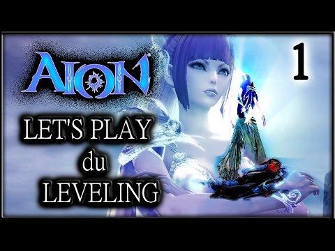 Aion : Le LP du Leveling #1 Les premiers pas   Val Gameplay FR