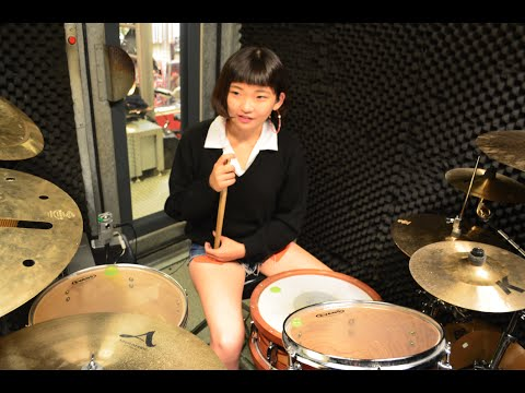Slash :  Anastasia – drum cover
