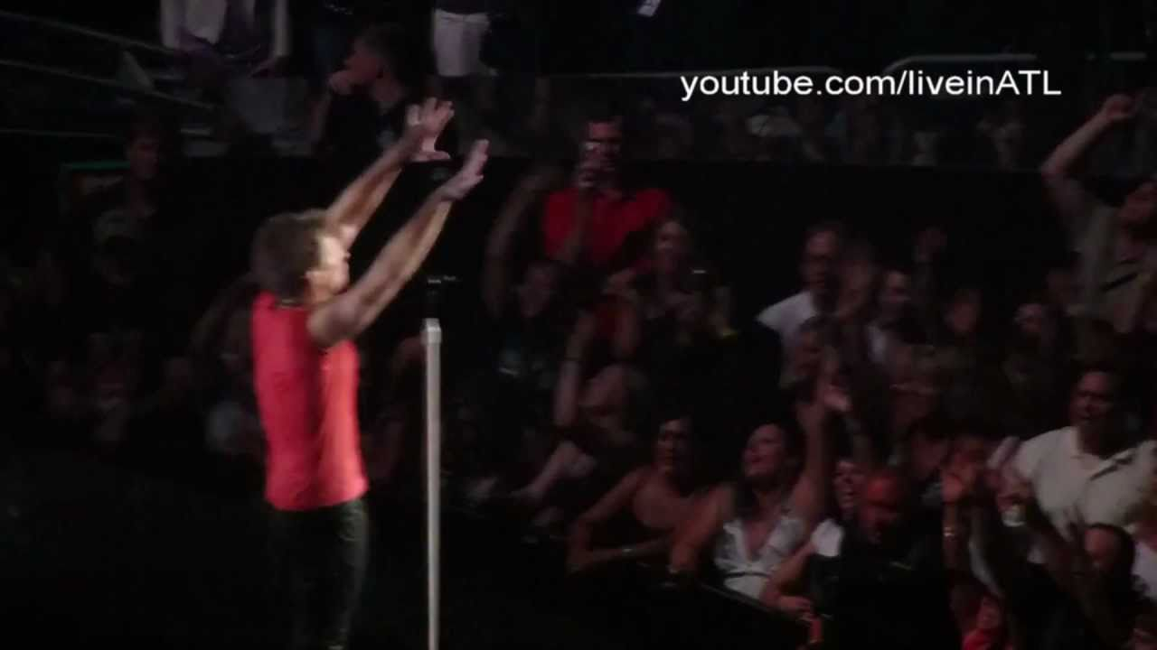 2011 Bon Jovi Tour Atlanta - Living on a Prayer - CONCERT FINALE