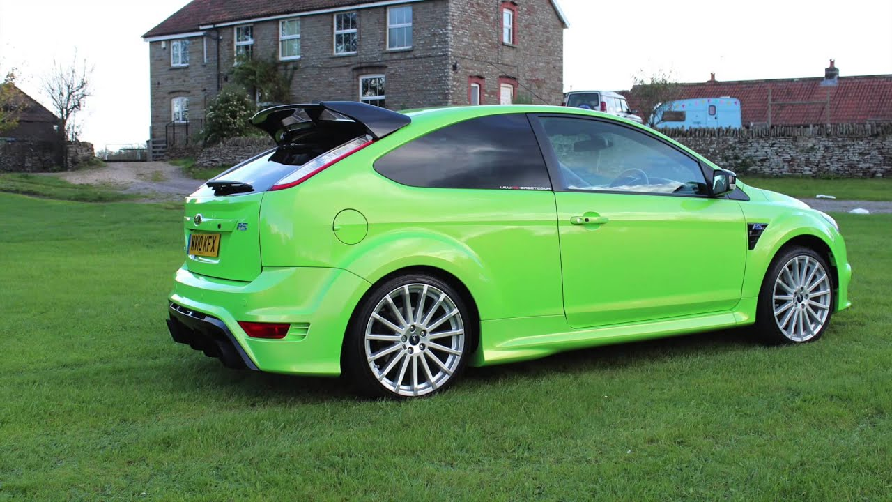 Ford focus rs for sale wanted youtube
