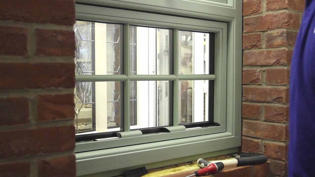 best service ab061 4f271 Choices Residence 9 Dummy Sash Install   CHOICES ONLINE