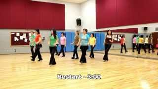 Modern Romance - Line Dance (Dance & Teach in English & 中文)