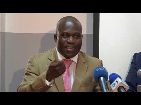 CONGO RESTITUTION DU RAPPORT DE L'ITIE CONGO EXERCICE 2015 PASCAL GANGA N'DIAYE