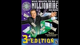 Who Wants To Be a Millionaire 3rd Edition PC ORIGINAL RUN Game #1