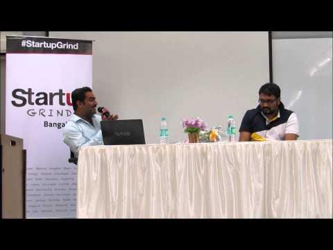 Startup Grind Bangalore Hosts Aprameya Radhakrishna (www.taxiforsure.com)