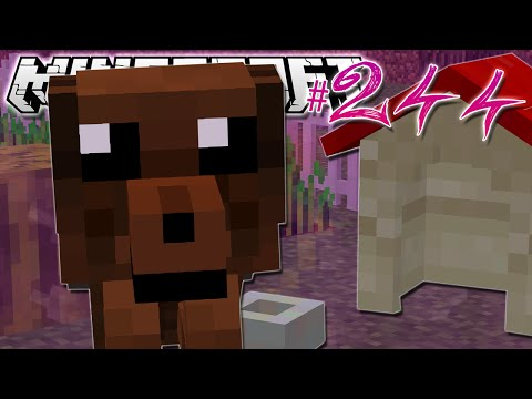 Thumbnail: Minecraft | THE ULTIMATE PUPPY!! | Diamond Dimensions Modded Survival #244