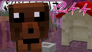 Minecraft | THE ULTIMATE PUPPY!! | Diamond Dimensions Modded Survival #244