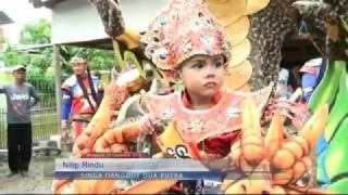 Nitip Rindu Live Singa Dangdut DUA PUTRA (20-12-2016)