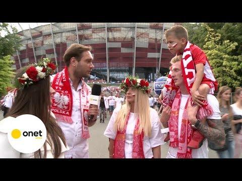 Kibice komentują mecz Polska - Senegal.