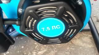 Тест и обзор генератора бензинового wert g3500 3квт. Сварка от генератора.