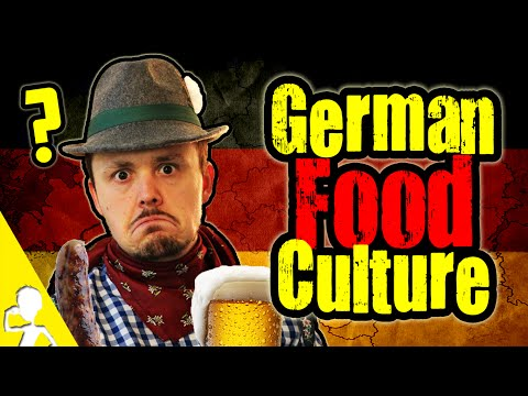 The German Food Culture | Get Germanized