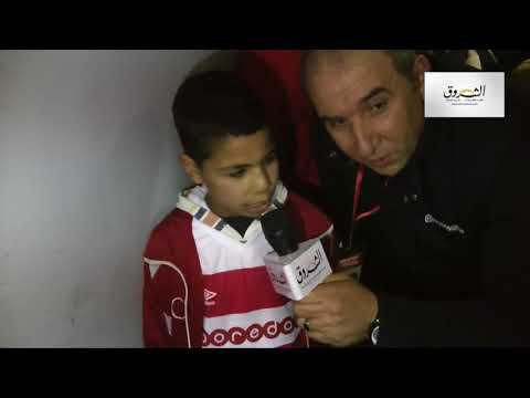 الطفل أمير محب النادي الافريقي يروي قصة الSMS  - نشر قبل 2 ساعة
