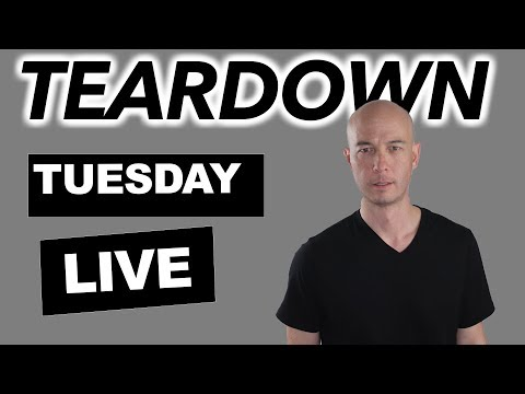 LIVE TEARDOWN - Amazon Affiliate Site Example and Critique