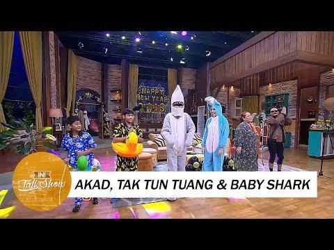 Download Youtube: Kerennya Cast Ini Talk Show Cover Lagu Akad & Tak Tun Tuang