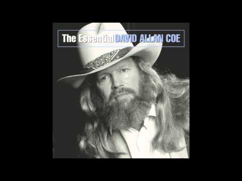 David Allan Coe - Talking to the blues.wmv