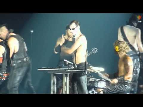 Rammstein - Made in Germany Tour Bloopers and Funny Moments [HD]