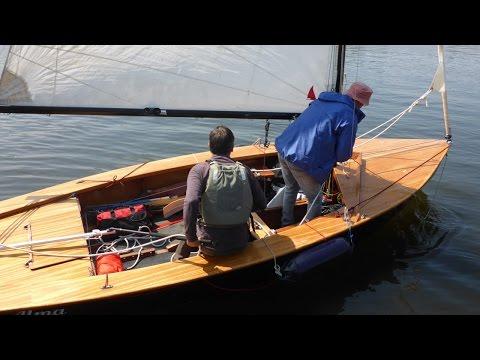Wayfarer River Trent Mini-Adventure pt 1 Gunthorpe - Hazelford