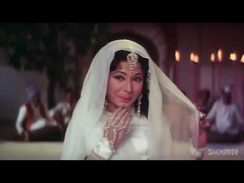 Aaj Hum Apni   Meena Kumari   Raj Kumar   Pakeezah   Ghulam Mohammed   Old Hindi Song HD