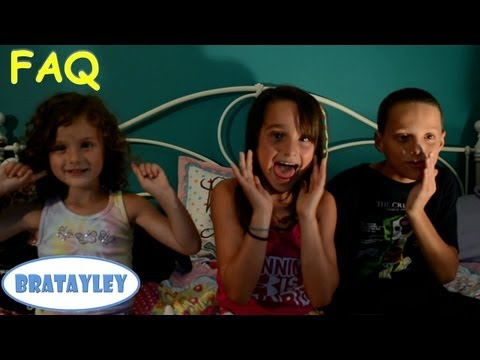 Frequently Asked Questions (WK 132.6) | Bratayley